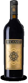 בקבוק יין אדום- רקנאטי ספיישל רזרב אדום