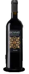 בקבוק יין אדום - רקנאטי יסמין אדום