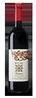 בקבוק יין אדום- רקנאטי מרלו רזרב כרם מנרה
