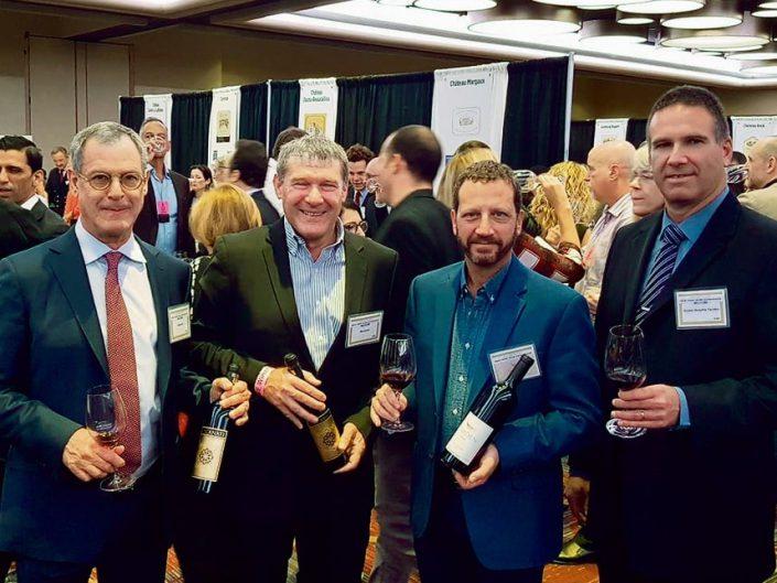 באירוע New York Wine Experience של Wine Spectator